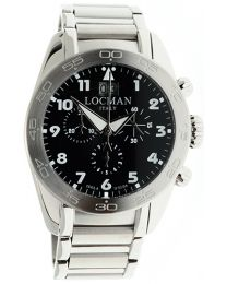 Locman Mod. 0460A0100BKWHB0