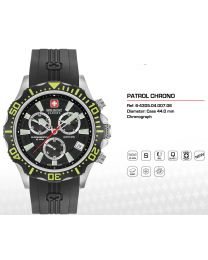 SWISS MILITARY WATCHES Mod. PATROL