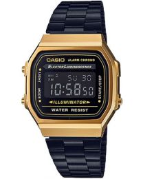 CASIO VINTAGE GENT GOLD BLACK