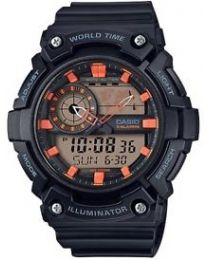 ILLUMINATOR WORLD TIME 5 ALARMS
