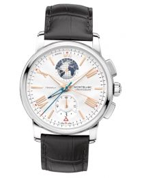 MONTBLANC WATCH Mod. 4810 TWINFLY 110 YEARS EDITION 43mm