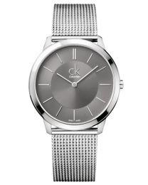 CK CALVIN KLEIN NEW COLLECTION WATCHES Mod. K3M21124
