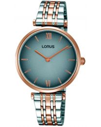 LORUS WATCHES - STAINLESS STEEL - QUARTZ - 31x31 mm - 3 ATM