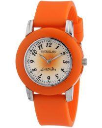 MORELLATO TIME COLOURS - 3h - 40mm - 3atm - Unisex - Orange