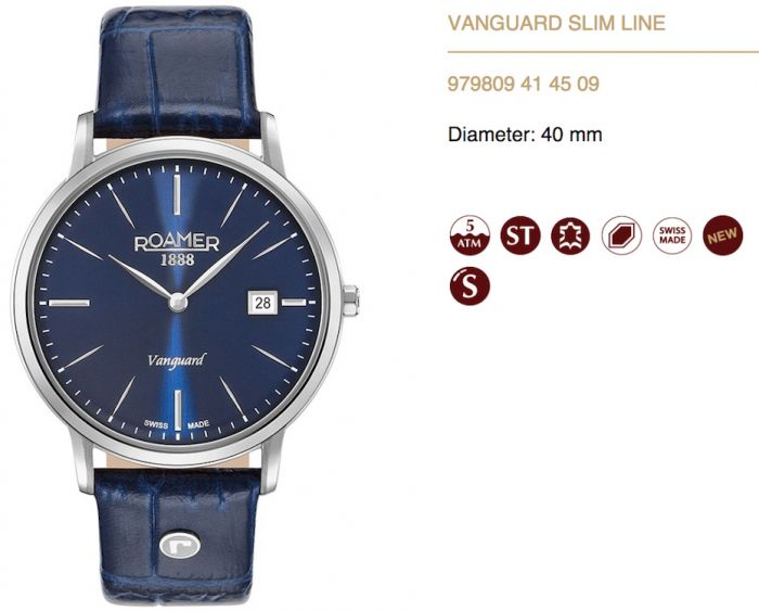 ModVanguard New Slim Line Collection Roamer mN8vO0nw